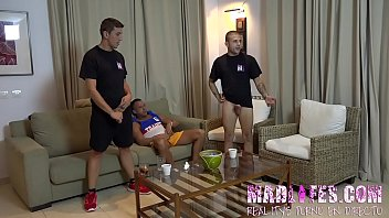 Everyone fucks each other in the hottest MadLifes Porn Reality Show!!!! 21 min