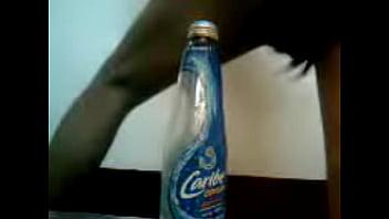 botella de caribe culer anal