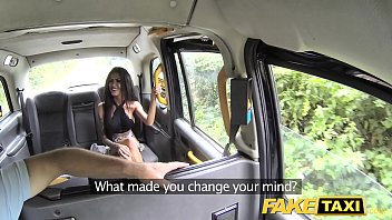 Image: Fake Taxi Cheating brunette takes big cock in her tight ass