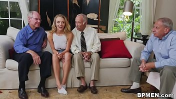 Teens and oldman porn pictures Molly mae fucks grandpas for money