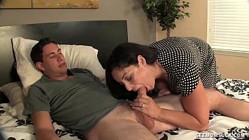 Huge-Titted Milf Enjoys This Big Cock thumbnail