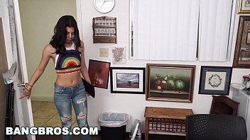 BANGBROS - Behind The Scenes with Gina Valentina