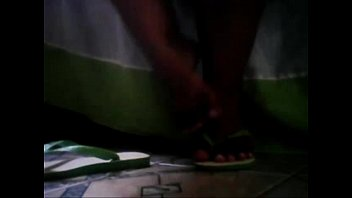 Girl from facebook shows her feet 03 - mywildcam.com