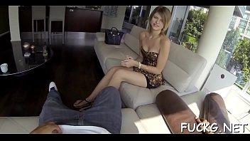 Hardcore bang for a secret livecam