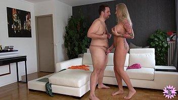 Big Fake Tits - Rough Sex For Russian Pornstar