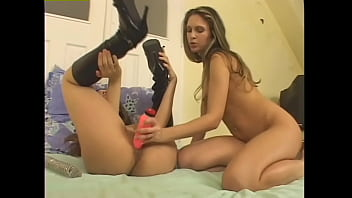 Lesbian College Coeds #15 – These hot coeds are losing control and going crazy on each other