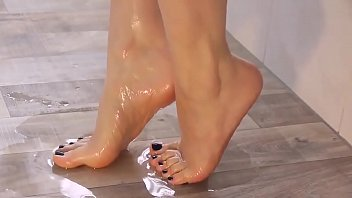 Footfetish,  gorgeous feet porno izle