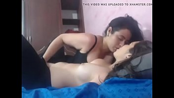 Lesbian kissing part1 - part2 on CamsBros.com