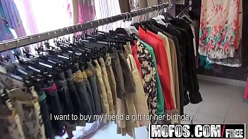 Public Pick Ups - Boutique Booty starring  Gina Devine