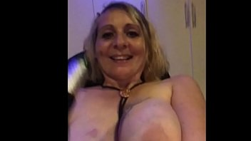 My wife, she makes a video chat with a fan