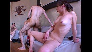 Orgy avec Charlotte de Castille French Pornstar Part2