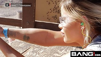 Bang Confessions: Jessa Rhodes Squirts For The Gun Trainer