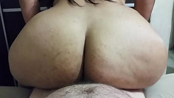 MY WIFE GIVING HIMSELF RICO REAR 2
