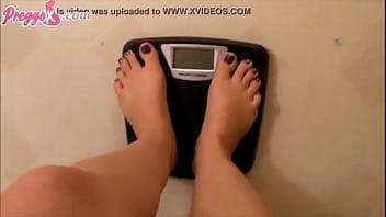 Pregnant milf with big boobs fucked hard