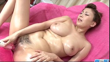 Yuki Aida enjoys pussy stimulation on cam 12 min