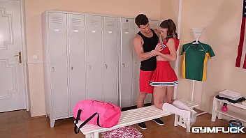 Gym Fuck Action With Teen Cheerleader Lana Seymour thumbnail
