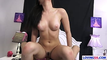 Sexy Stepsister Jasmine Vega On His Wiener