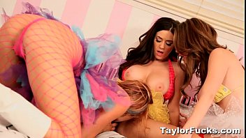 Taylor Vixen Candy Land video