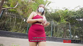 Horny Venezuelan found in a park is easily fucked .... BAANDIDA caught