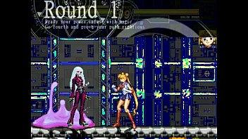 Kula Diamond & Slime Plus Vs. Sailor Moon