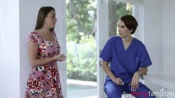 Nurse SISTER Fucks Her Hurt HORNY BROTHER- Natalie Porkman