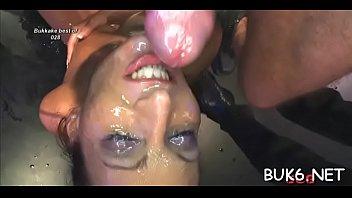 Free mobile gang bang porn