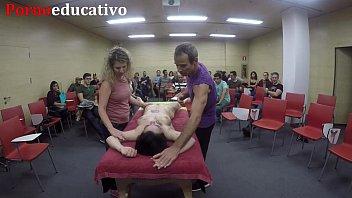 Erotic anal massage class 3