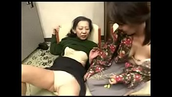 Freaks of Nature 119 Japanese Grannys Panties Rubbing 1