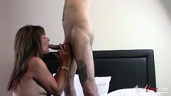 AgedLovE Mature Seduced and Fucked Hardcore