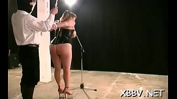 Girl is licking her new sextoy her pussy