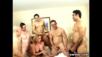 Nasty men fuck girls - Sunny jay nasty blonde in wild gangbang
