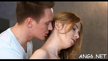 Mesmerizing redhead Isabel Stern enjoys facials after sex