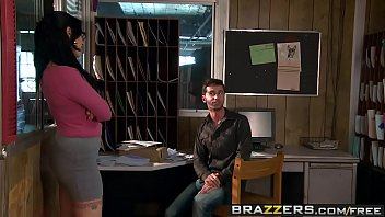 Big Tits at Work - You Fuck My Son You Are Fired scene starring Daisy Cruz and James Deen Preview