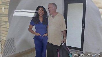 Nurse Takes Good Care Of HIs Cock thumbnail
