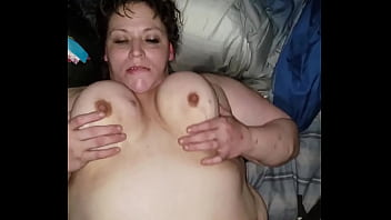 Cumming on Alexis in the 559