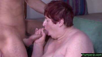 BBW Gilf Getting Her Pussy Drilled