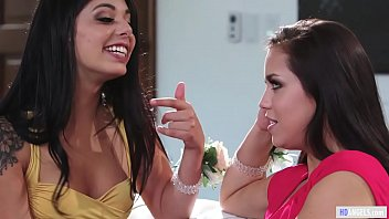 Alina Lopez - Two Lesbian Scene in One feat. Gina Valentina and Eliza Ibarra