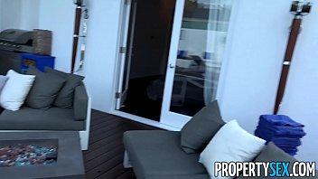 PropertySex - Inspiring mentor creampies real estate agent thumbnail