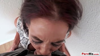 Hot stepmother first time sinning with her stepson