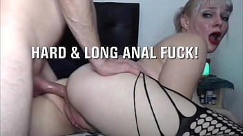 ANAL DESTRUCTION! Over 20 Minutes of Amateur Ass Fucking With Cum in Asshole