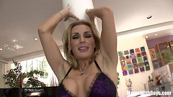 Blonde Sexy Mom Tanya Tate Fucking Her Best Friend's Son thumbnail