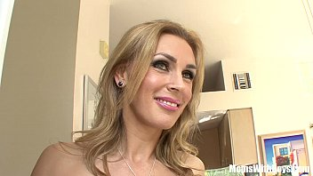 Blonde Sexy Mom Tanya Tate Fucking Her Best Friend's Son preview image