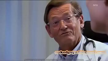 Doctor 3 cocks exam hot
