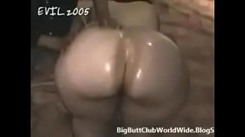 Mega Booty Bbw Oil Massage