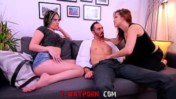 3-Way Porn - You do great sis, Suck my BF!