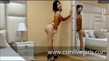 TokyoLein - latina webcam -  the panty I'm wearing you can tear it off with your teeth