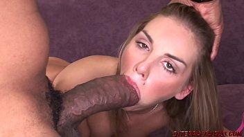 Brianna Love stretched out by huge black cock