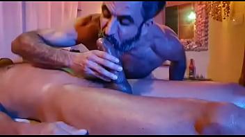 Massagem de quatro mãos, Massagem Tântrica, Massagem Erótica sensual 11分钟