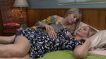 Julia Ann's First Lesbian Encounter With Scarlett Sage