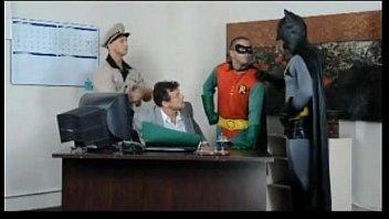 Batman and robin homosexual - Batman and robin parte 2